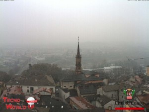 Nevica a cuneo